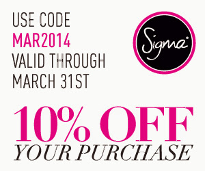 Sigma Beauty Deals!
