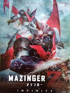 Mazinger Z: Infinito Dublado Online