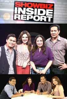 Showbiz Inside Report - 06 April 2013 