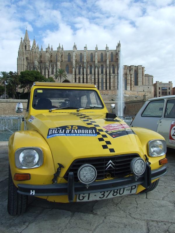 V-Clàssic Regularitat Mallorca