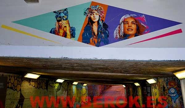 Graffiti Btoy 2014