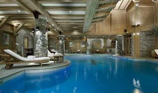 hotelkilimanjaroalpes Spa en Los Alpes, Hotel Le Kilimandjaro.