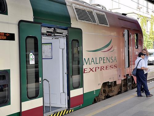жд вокзал Милана(в один