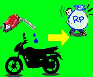 tips menghemat bbm pada sepeda motor