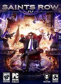 Download Saints Row IV PC Full Version Reloaded