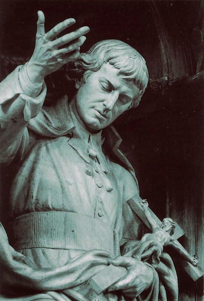 São Luis Maria Grignon de Montfort, campeão intrépido da verdade, rogai por nós.