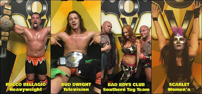 OVW Champions