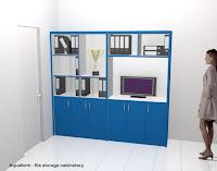 furniture semarang desain lemari dokumen kantor custom 01