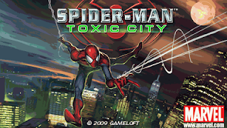 Spiderman Toxic City HD S60v2