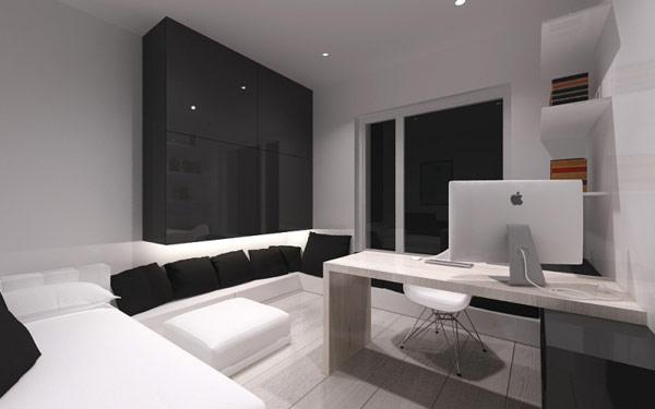 Hermoso Dise O De Apartamento Minimalista Ideas Para