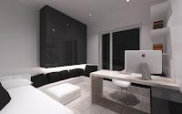 Diseño de apartamento minimalista