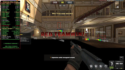Cheat PB Point Blank Terbaru 20 Juli 2012