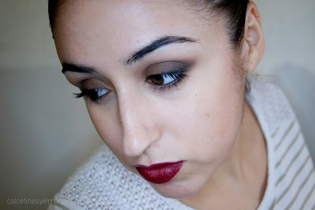 Makeup Look - Sofisticated brown