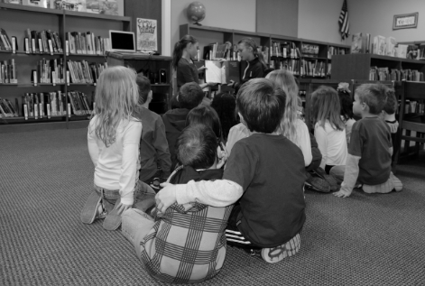 Van Meter Library Voice: Reflecting On The Friendship, Happy, & Fun That Reading With Others Around The World Brings To All Of Us