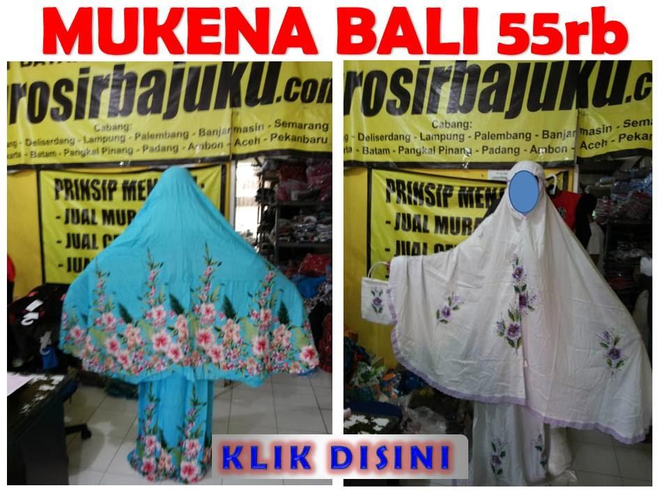 Grosir Mukena Bali Murah