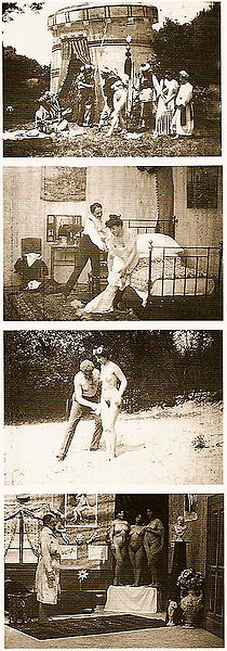 Erotic photos beginning of the century