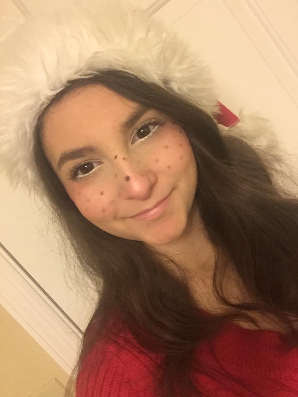 christmas elf makeup tutorial - Christmas Elf Makeup