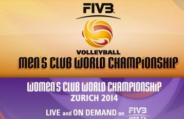 VOLEIBOL-Copa Mundial de clubes 2014