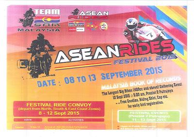 ASEAN RIDES FESTIVAL 2015