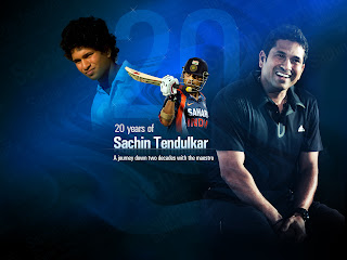 ICC worldcup top player Sachin Tendulkar desktop HQ wallpapers 2012