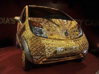 auto de oro