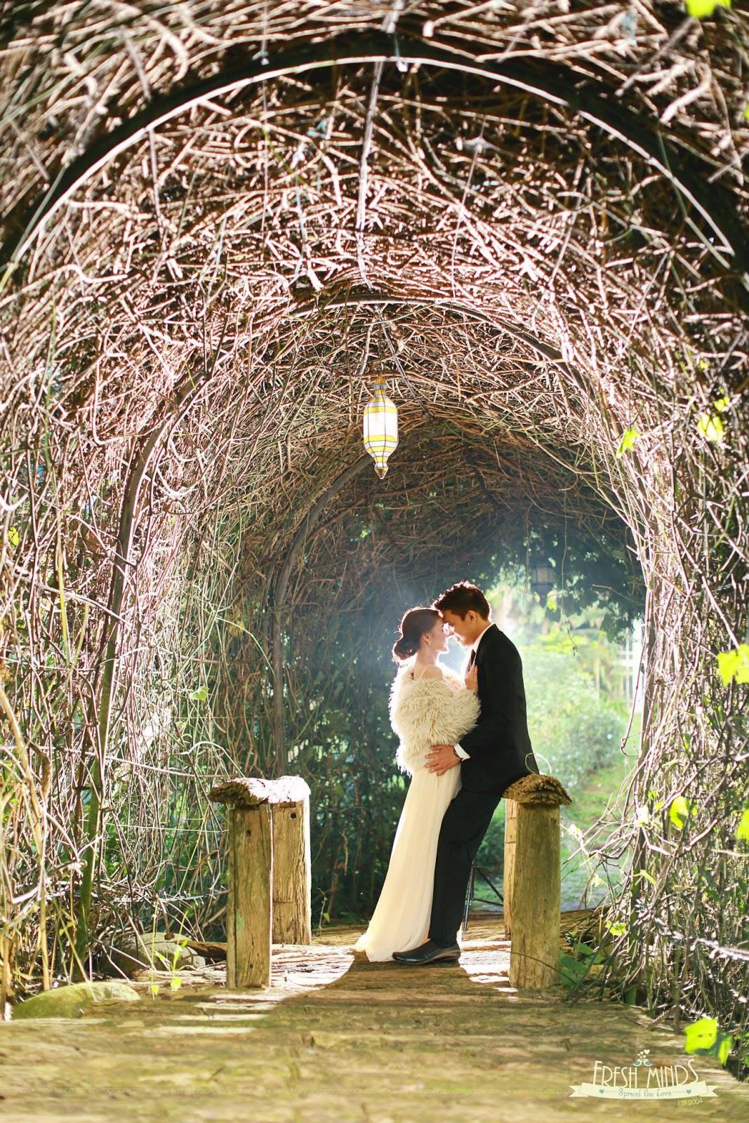 The chalebrations blog brian rhio two gardens tagaytay for Garden wedding designs philippines