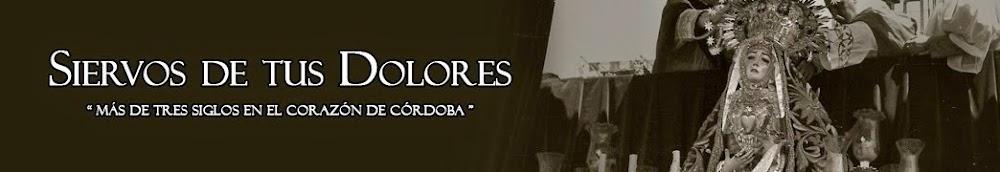 Siervos de tus Dolores