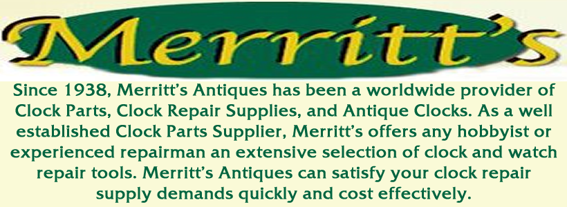 Merritts Antique Clocks and Parts