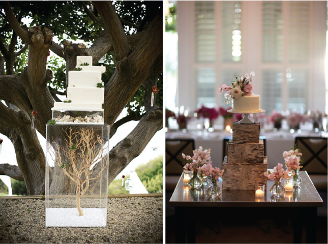 15 Stunning Cake Table Ideas Belle the Magazine The Wedding Blog For The