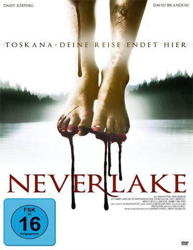 Ver Neverlake (Terror en el lago) (2013) Online