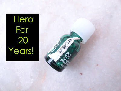 The Body Shop Tea Tree Oil turns 20!! image