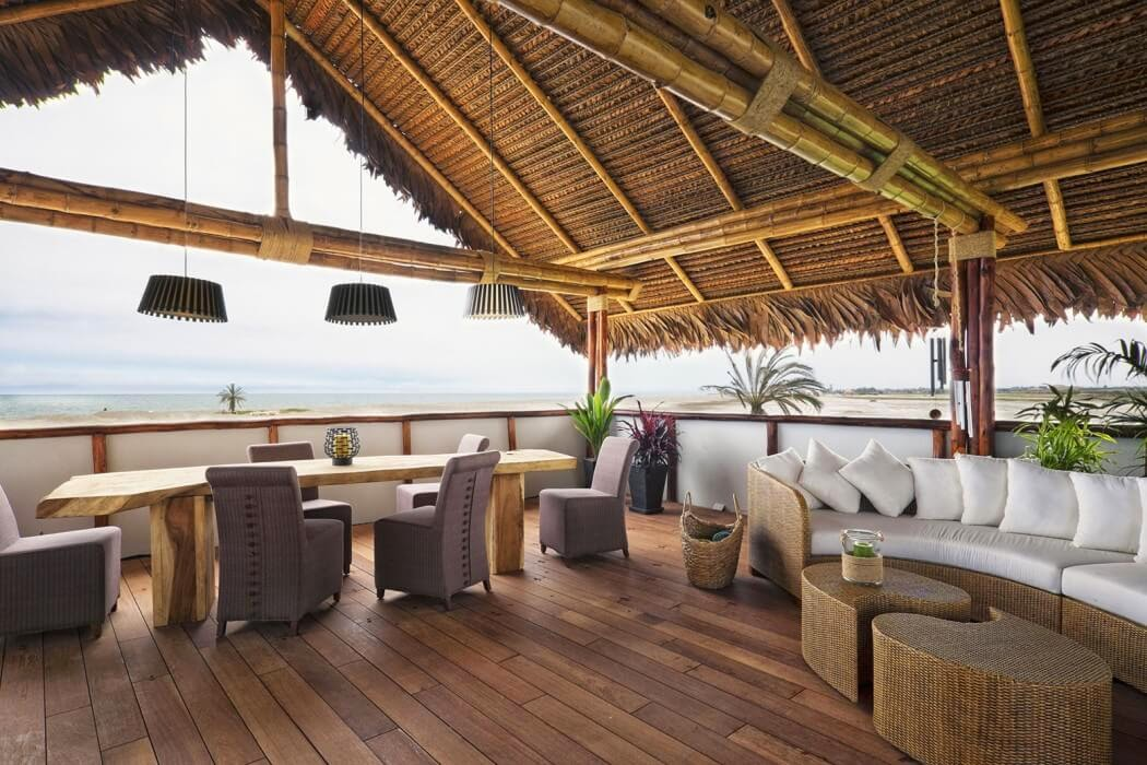 Dosis arquitectura casa en playa del carmen peru - Muebles para apartamentos de playa ...