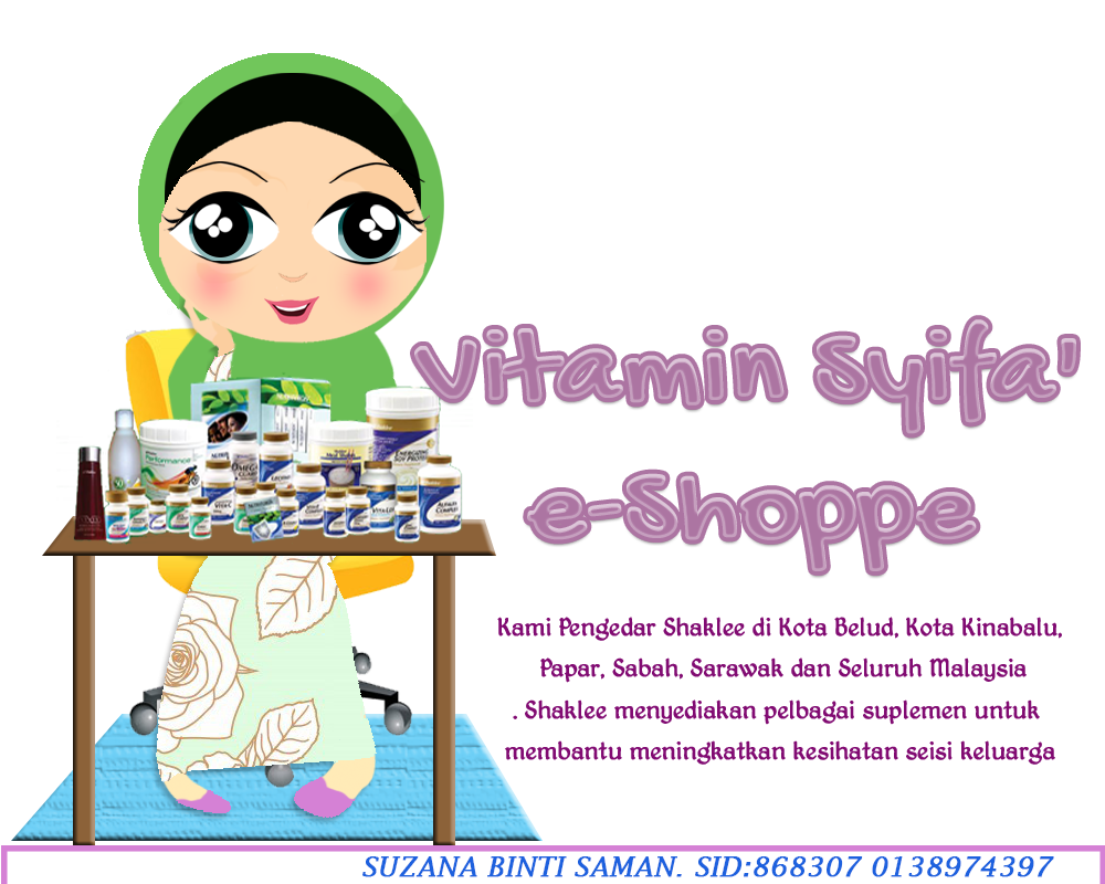 Vitamin Syifa' e-Shoppe