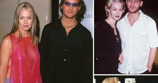 Jennie garth dating noah