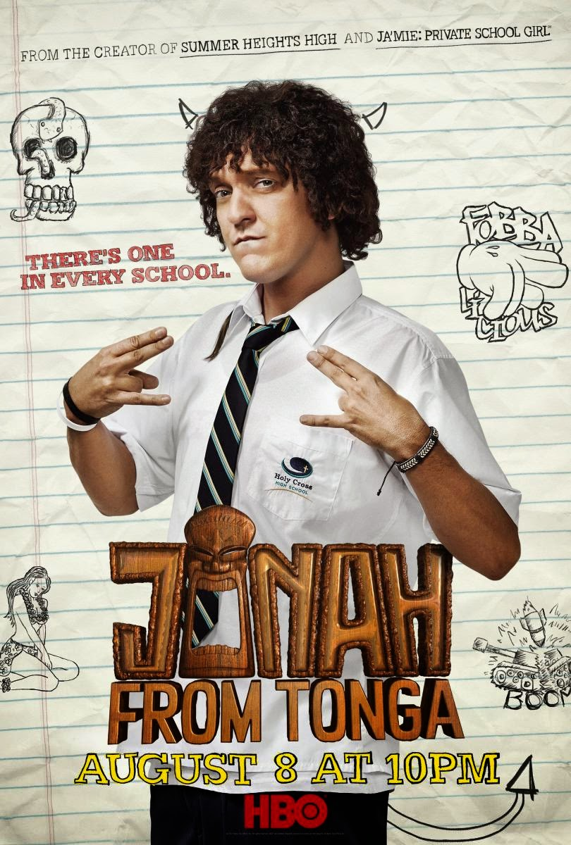 Jonah from Tonga 1x05 y 1x06 Esp Disponible