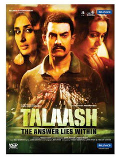 Talaash Video CD