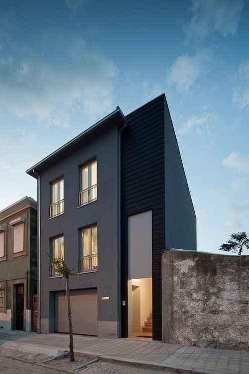 Contoh Desain Inspirasi Fasad Rumah Minimalis
