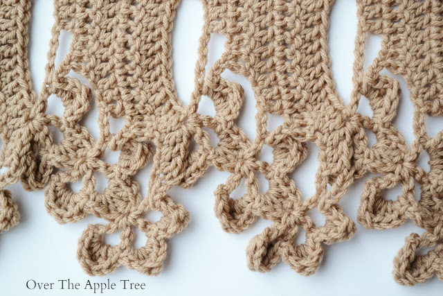 Crochet Christmas Gifts by Over The Apple Tree