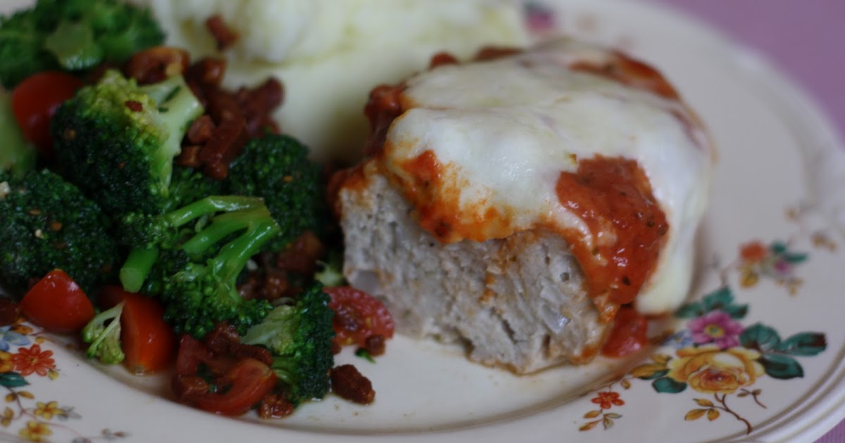MissMuffin: Chicken Parmesan Meatloaf