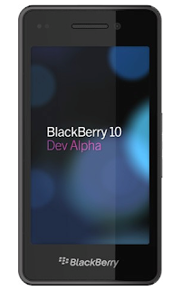 BlackBerry 10 Dev Alpha terbaru