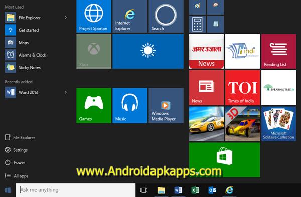 Free Download Windows 10 Pro Final Full Crack Terbaru 2015