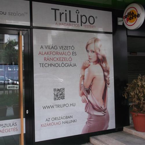 TriLipo alakformáló szalon Budapesten