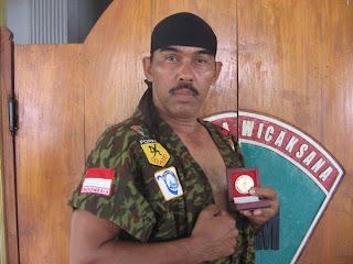 Kehebatan Kopral Subagyo, Prajurit TNI Terkuat Di Dunia - munsypedia.blogspot.com