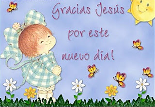 Imagenes de buenos dias con mensajes de Dios