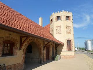 rock island train depot