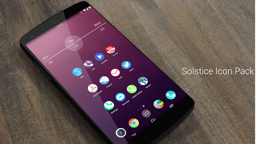 Solstice HD Theme Icon Pack v7 APK DOWNLOAD