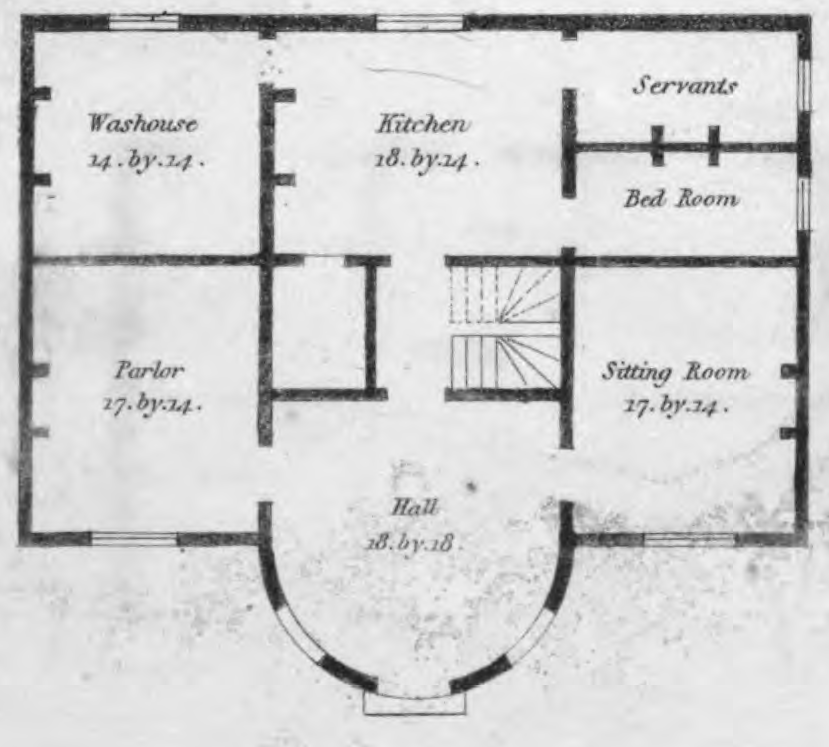 19th century style house plans home design and style for 18th century house plans