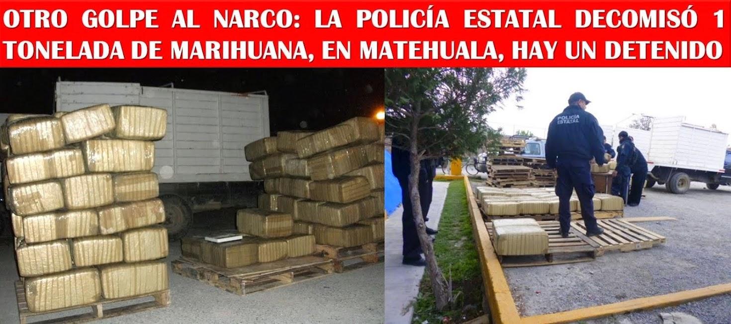 SE INTENSIFICAN LOS OPERATIVOS EN EL ALTIPLANO POTOSINO.