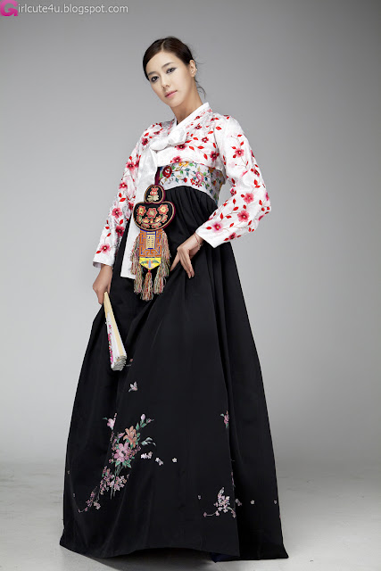 3 Kim Ha Yul - Elegant Hanbok-very cute asian girl-girlcute4u.blogspot.com