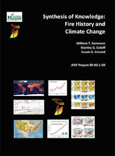 Cover - Synthesis of Knowledge: Fire History and Climate Change